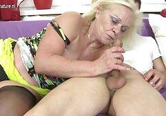Tre grandi attrici porno hanno un'Orgia Lesbica megasesso mamma e figlio selvaggia.
